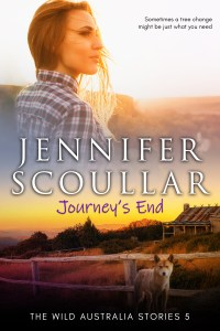 Book Cover: Journey's End