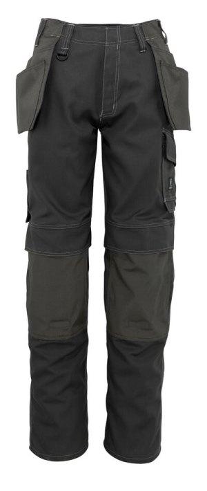 10131 Broek met knie- en spijkerzakken