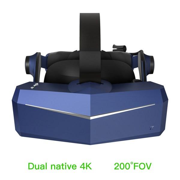 Vision 8K X/Maximum Fidelity/Ultra-wide 200° FOV/Dual Engine Mode