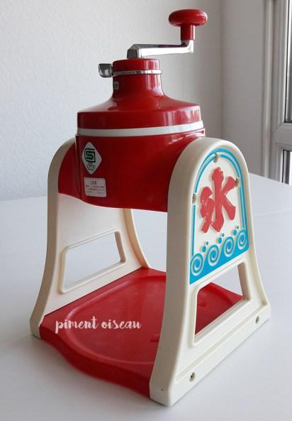 machine à râper la glace - ice shaver
