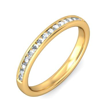 Gold Ring Designs For Girls