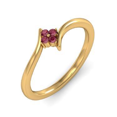 Ruby Stone Rings