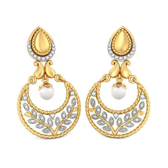 The Naaz Earrings