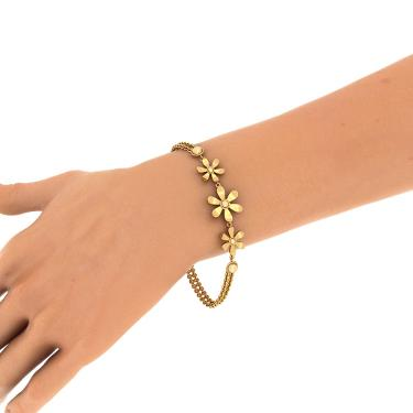 metal bracelet jewellery