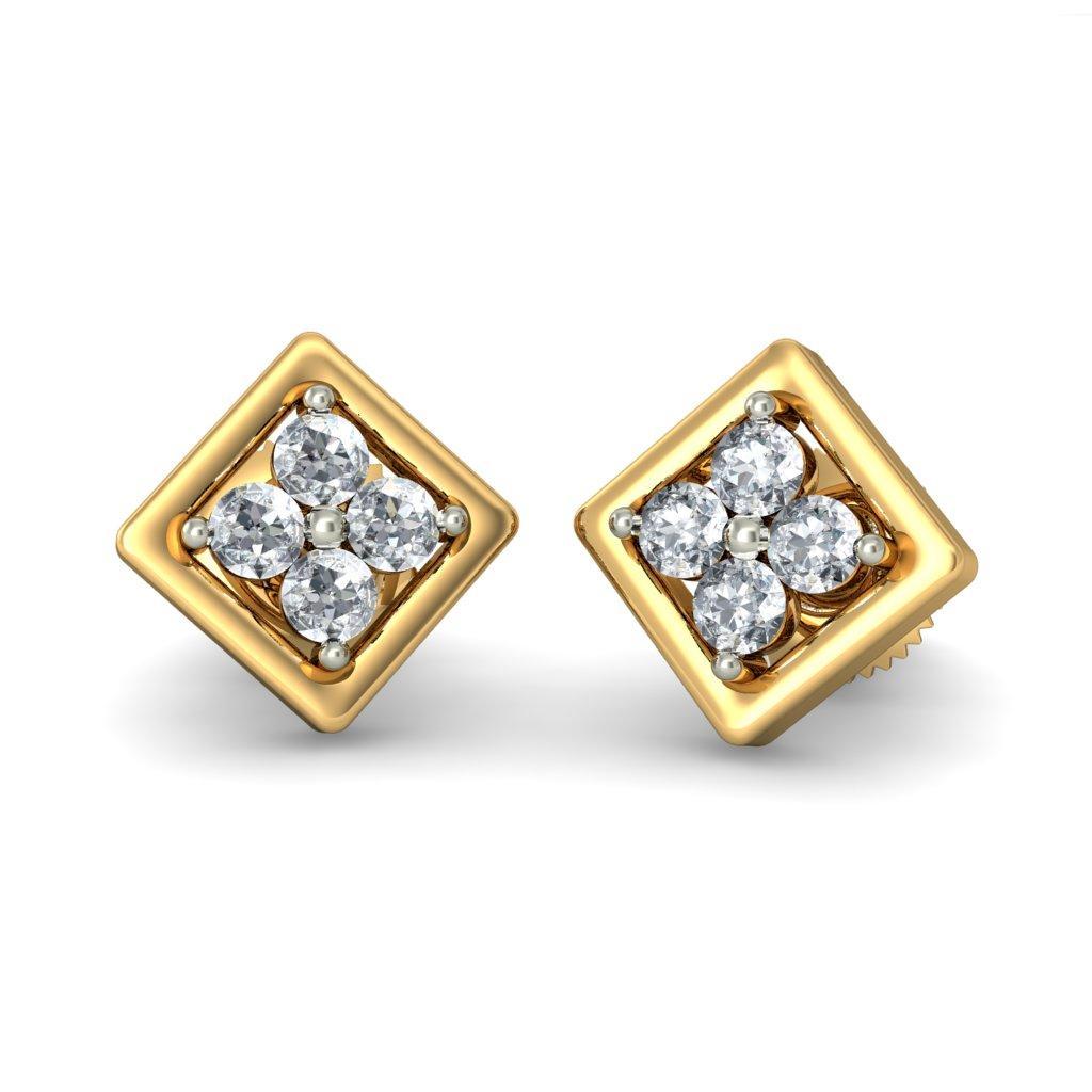 design of diamond studs