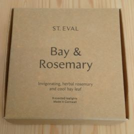 Bay & Rosemary Tea Lights