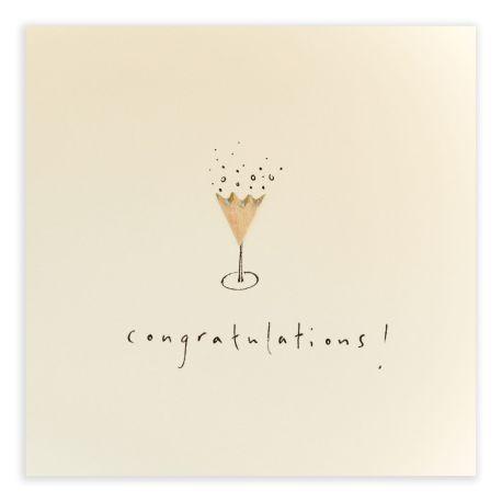 Congratulations Bubbles