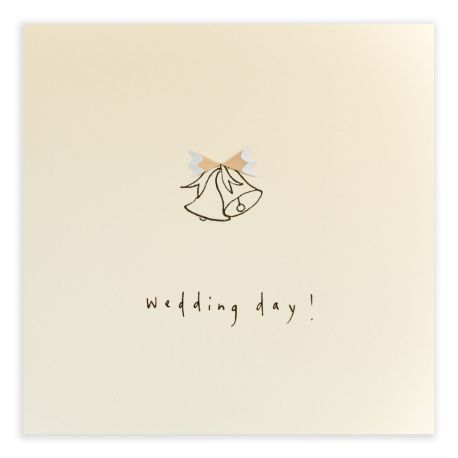 Pencil Shavings Cards – Wedding Bells