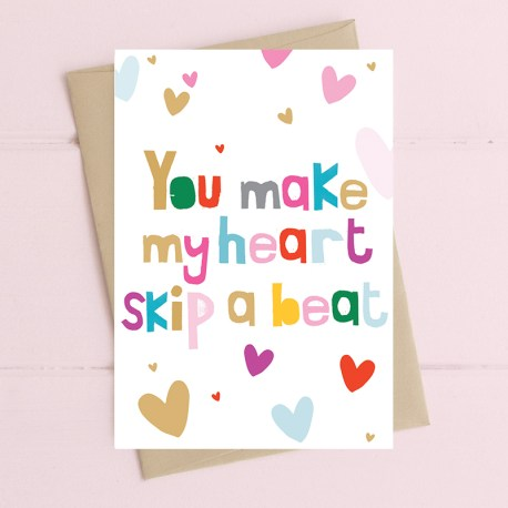 V-Heart Skip a Beat AB7868