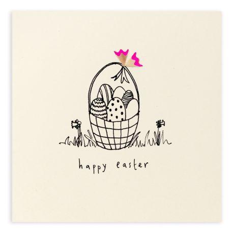 Easter Egg Basket-M