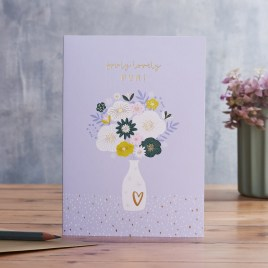 Truly Lovely Mum Card