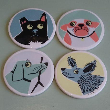 Barklife Coasters