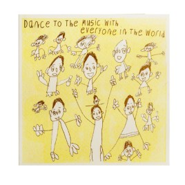 Dance To The Music Card