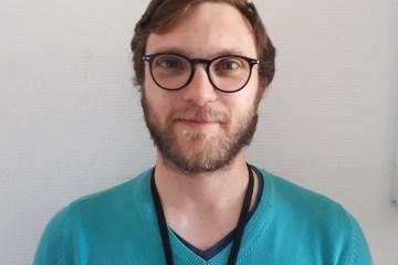 Jérémy, médiateur et animateur en maîtrise des énergies au PIMMS de Dijon