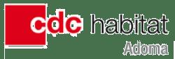 logo d'Adoma de CDC habitat