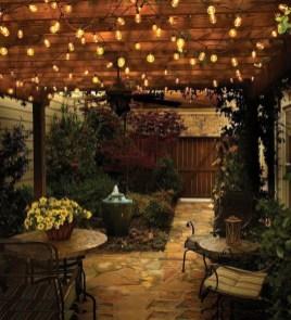 Inspiring Outdoor Lighting Ideas For Your Garden 21