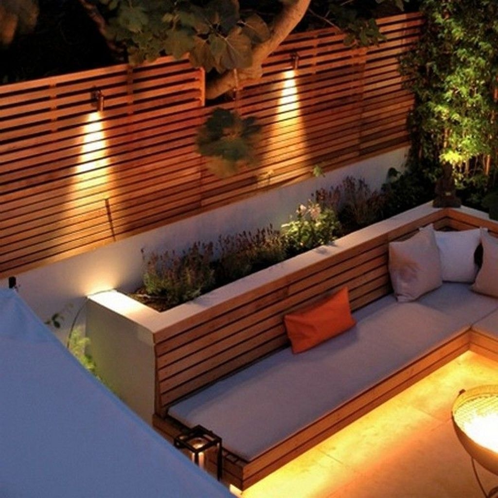 Inspiring Outdoor Lighting Ideas For Your Garden 41