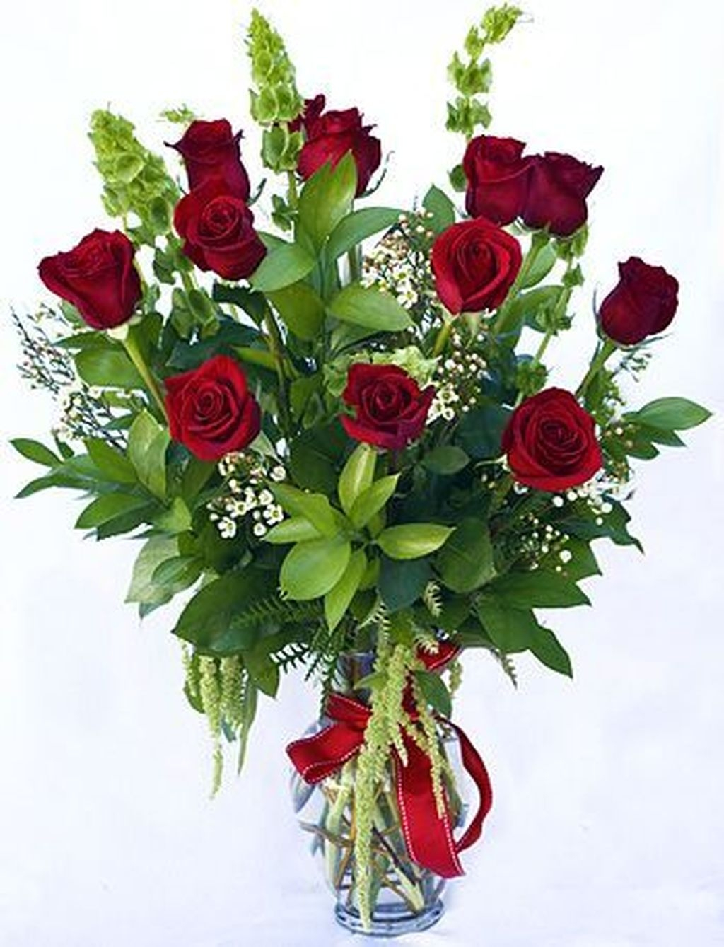 Lovely Rose Arrangement Ideas For Valentines Day 29