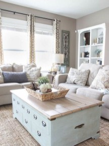 Amazing Coastal Living Room Decoration Ideas You Must Try 02