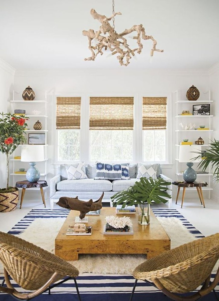 Amazing Coastal Living Room Decoration Ideas You Must Try 19