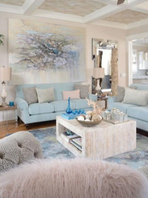 Amazing Coastal Living Room Decoration Ideas You Must Try 25