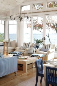 Amazing Coastal Living Room Decoration Ideas You Must Try 27