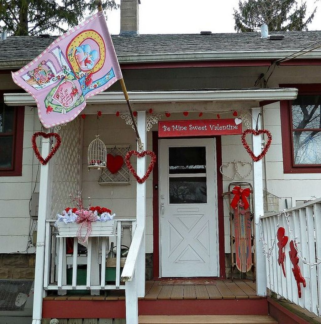 Awesome Valentine Outdoor Decorations 03