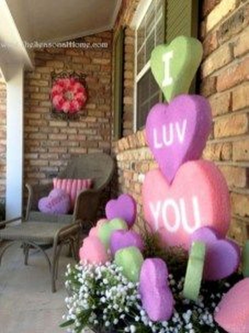 Awesome Valentine Outdoor Decorations 30
