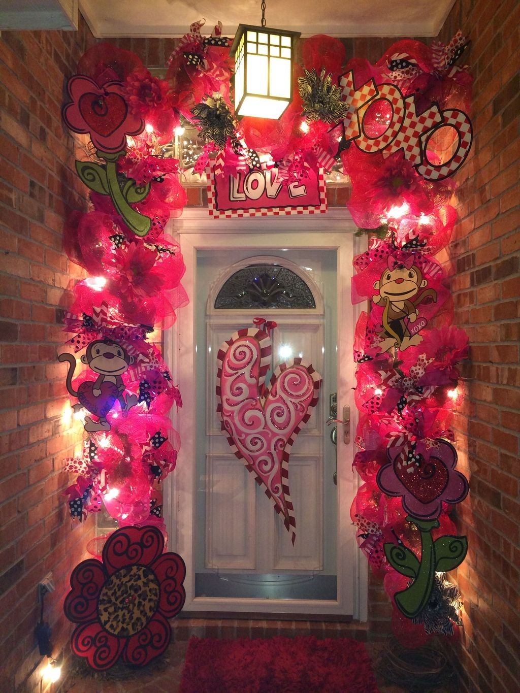 Awesome Valentine Outdoor Decorations 44