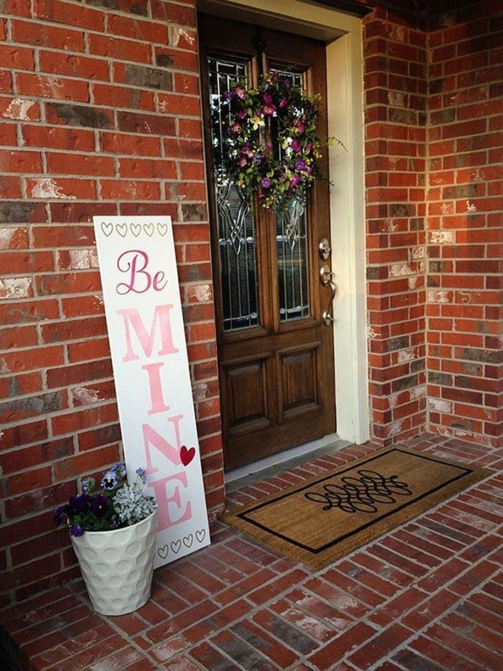 Awesome Valentine Outdoor Decorations 45