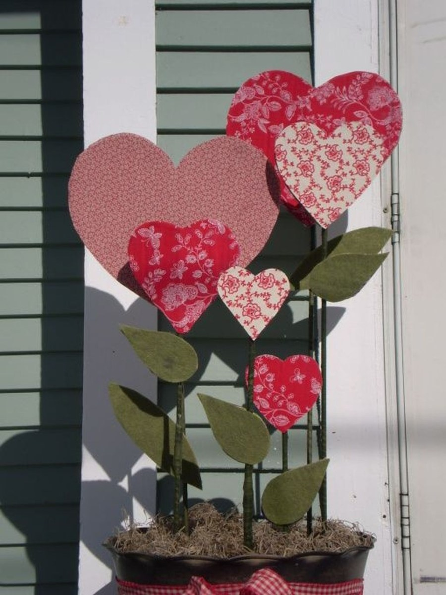 Awesome Valentine Outdoor Decorations 46