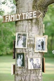 Beautiful Backyard Wedding Decor Ideas To Get A Romantic Impression 14