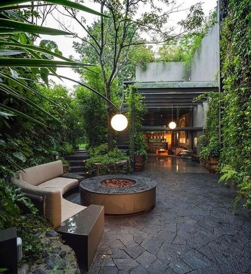 Beautiful Modern Backyard Landscaping Design Ideas 12