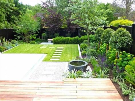 Beautiful Modern Backyard Landscaping Design Ideas 26