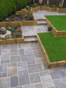 Beautiful Modern Backyard Landscaping Design Ideas 42
