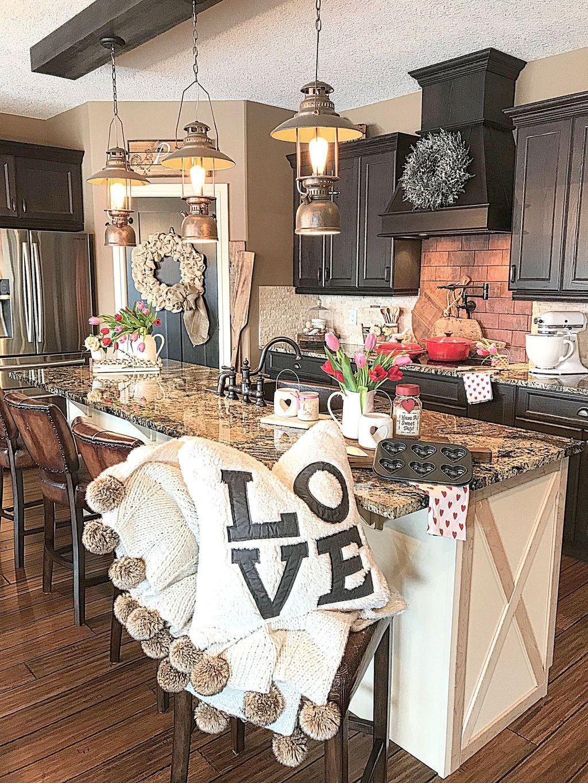 Beautiful Valentine Interior Decor Ideas To Make Him Amazed 04