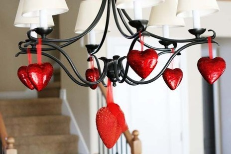 Beautiful Valentine Interior Decor Ideas To Make Him Amazed 10