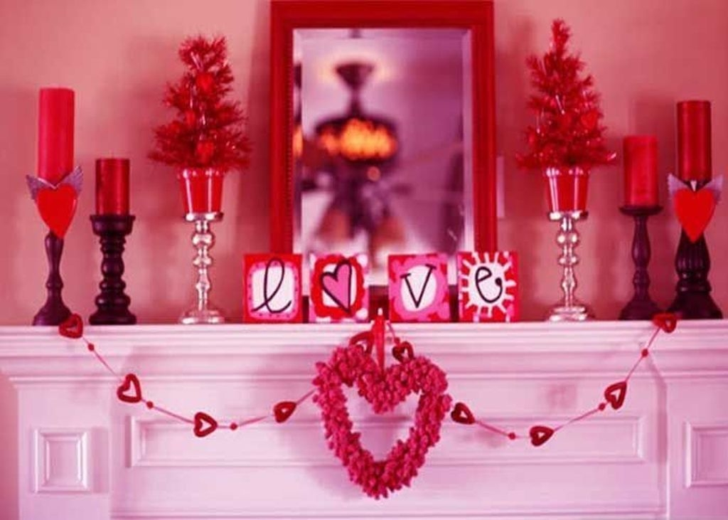 Beautiful Valentine Interior Decor Ideas To Make Him Amazed 11