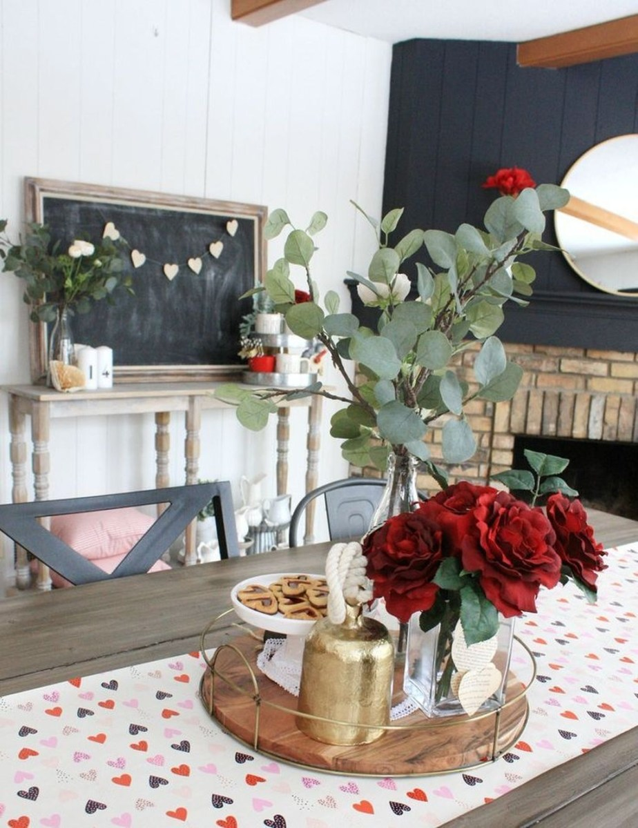 Beautiful Valentine Interior Decor Ideas To Make Him Amazed 13
