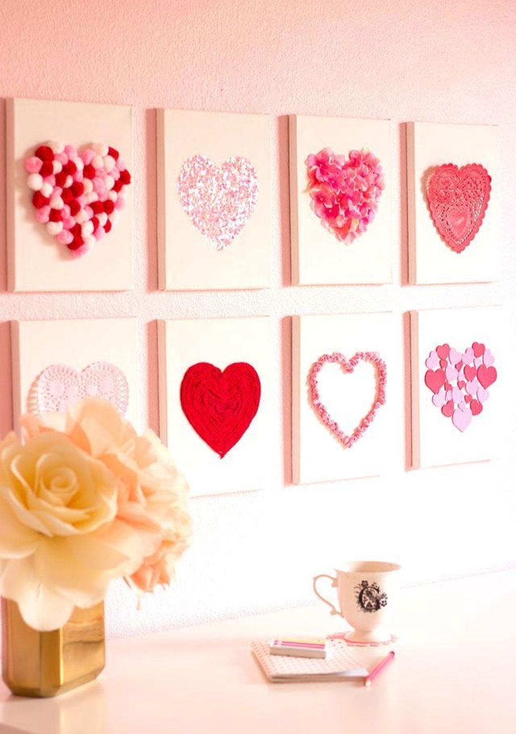 Beautiful Valentine Interior Decor Ideas To Make Him Amazed 20