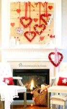 Beautiful Valentine Interior Decor Ideas To Make Him Amazed 23