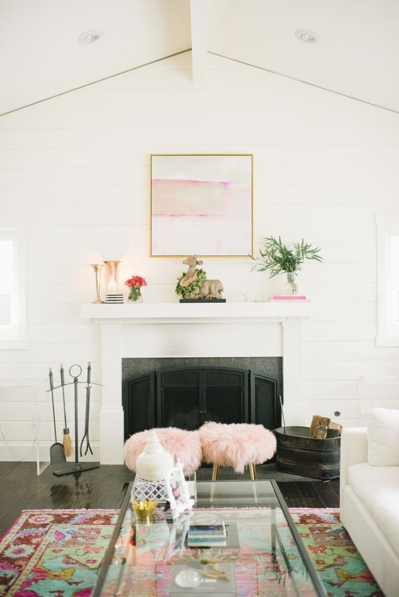 Beautiful Valentine Interior Decor Ideas To Make Him Amazed 30