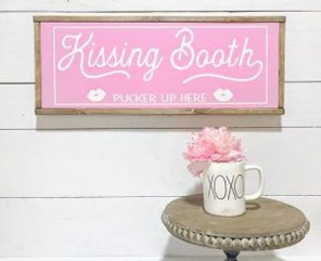 Cute Farmhouse Style Valentine Decorations 09