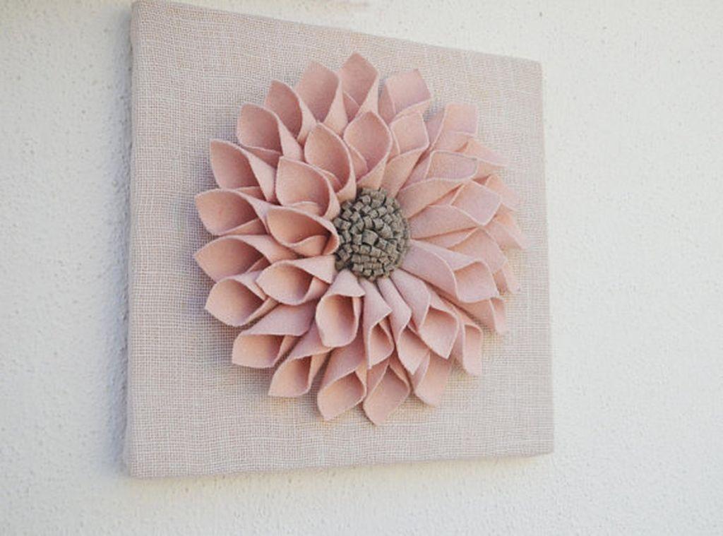 Cute Valentine Wall Art Design Ideas 06