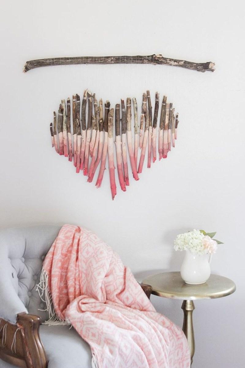 Cute Valentine Wall Art Design Ideas 13