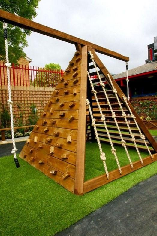 Gorgeous Backyard Playground Kids Design Ideas 04