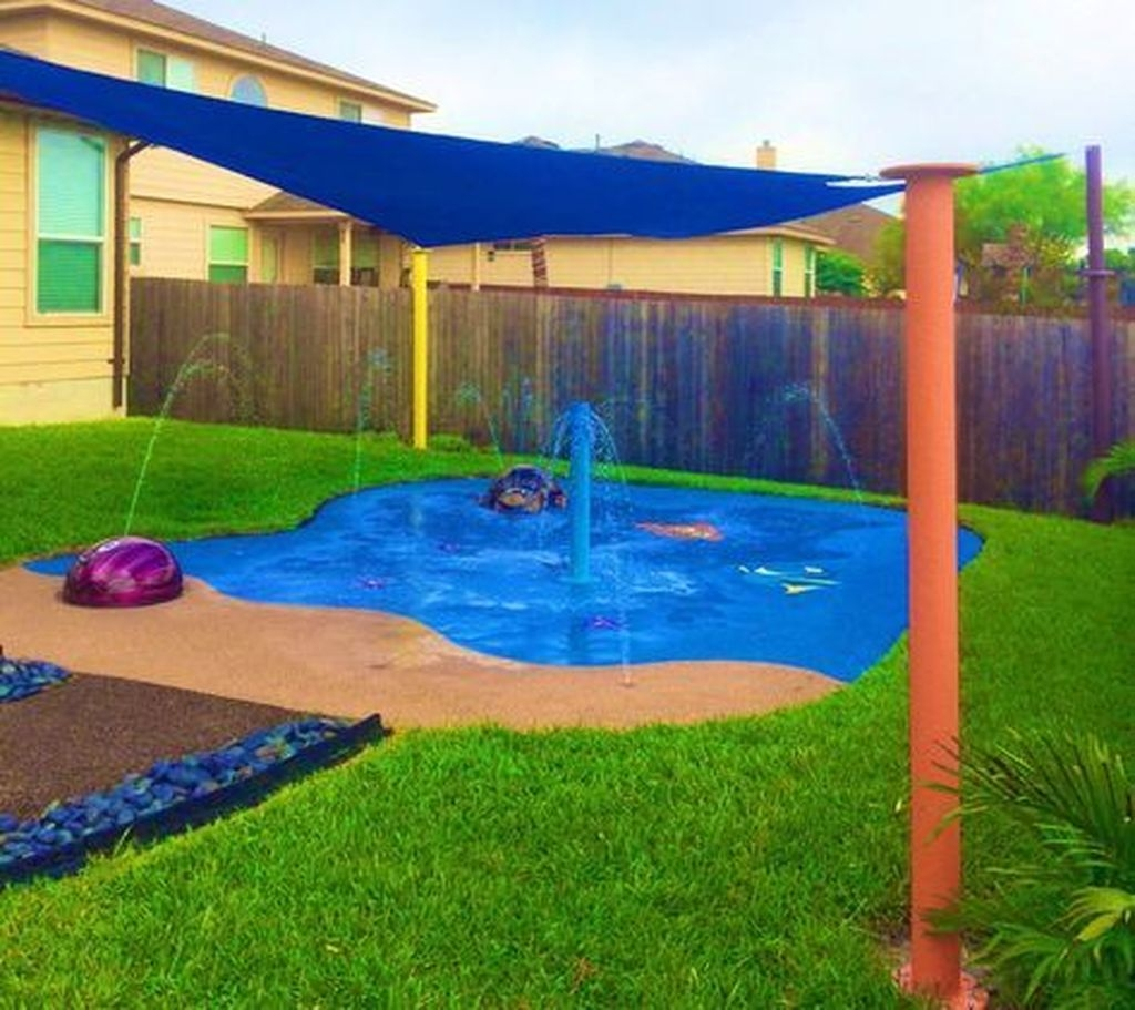 Gorgeous Backyard Playground Kids Design Ideas 24