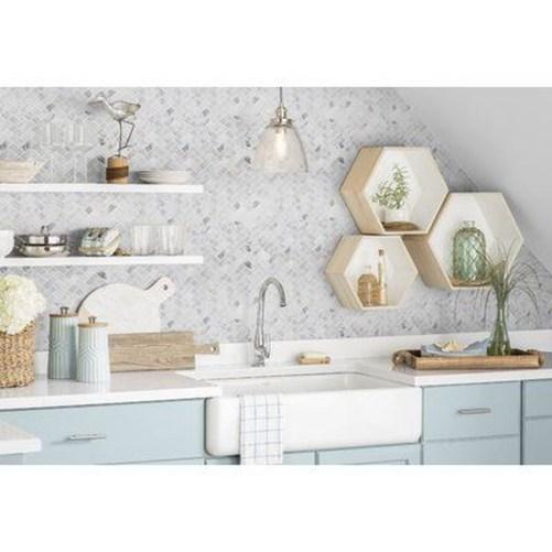 Gorgeous Coastal Kitchen Design Ideas 14