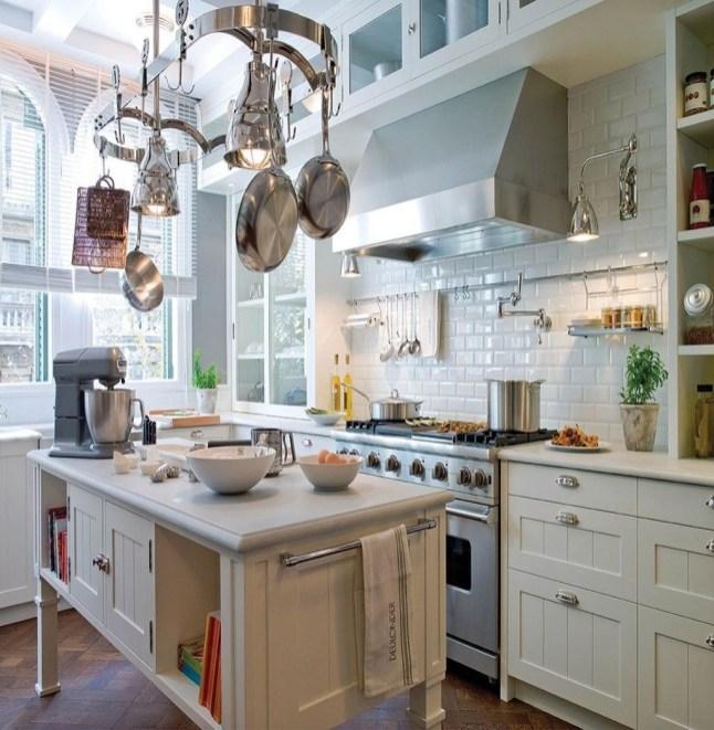 Gorgeous Coastal Kitchen Design Ideas 37