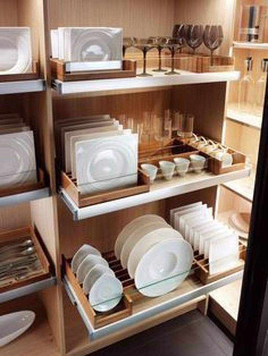 Inspiring Kitchen Storage Design Ideas 09